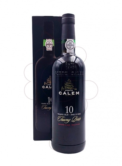 Photo Calem 10 Years fortified wine