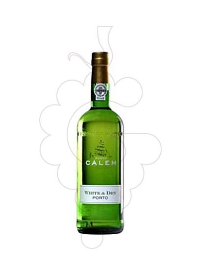 Photo Dry White Calem fortified wine