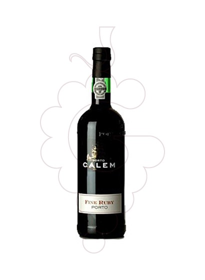 Photo Calem Fine Ruby fortified wine
