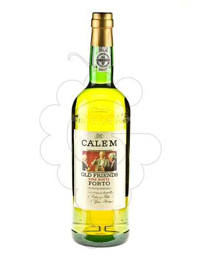 Photo White Calem Friends fortified wine