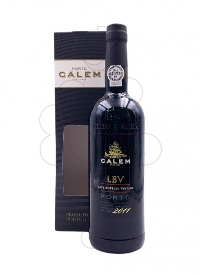 Photo Calem L.B.V. fortified wine