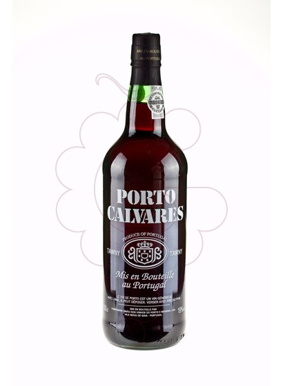 Photo Calvares Tawny fortified wine