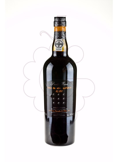 Photo Casa Sta Eufemia Ruby fortified wine