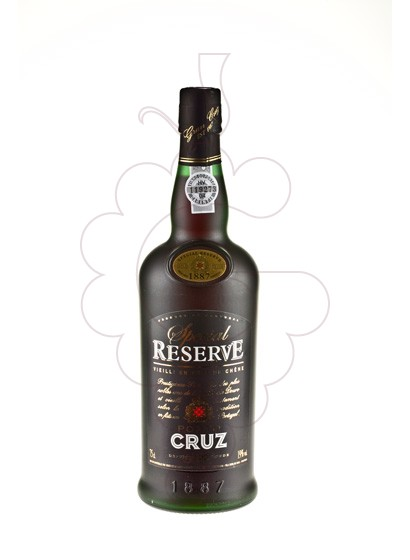 Photo Cruz Reserve fortified wine