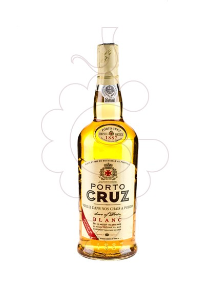 Photo White Cruz fortified wine
