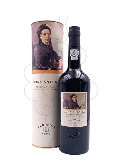 Photo Ferreira Doña Antonia Reserva Tawny fortified wine