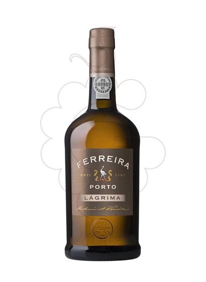 Photo Ferreira Branco Lagrima fortified wine