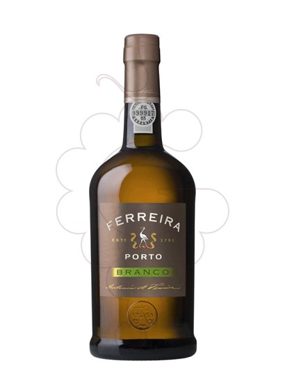 Photo Ferreira White fortified wine