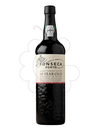 Photo Fonseca 10 years fortified wine