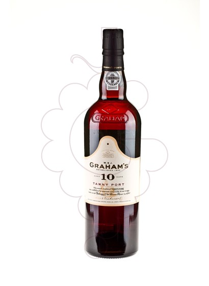 Photo Graham's 10 Years fortified wine