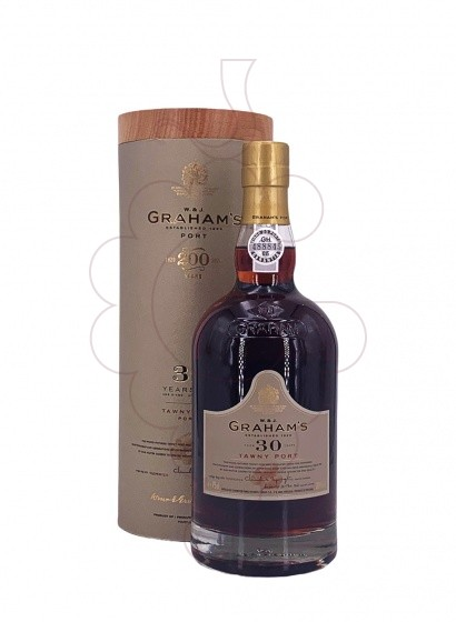 Photo Graham's 30 Years fortified wine