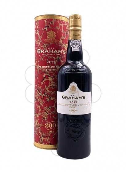 Photo Graham's L.B.V. fortified wine