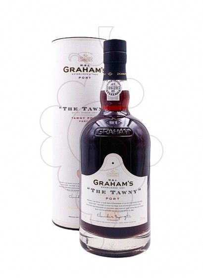 Photo Graham's The Tawny fortified wine