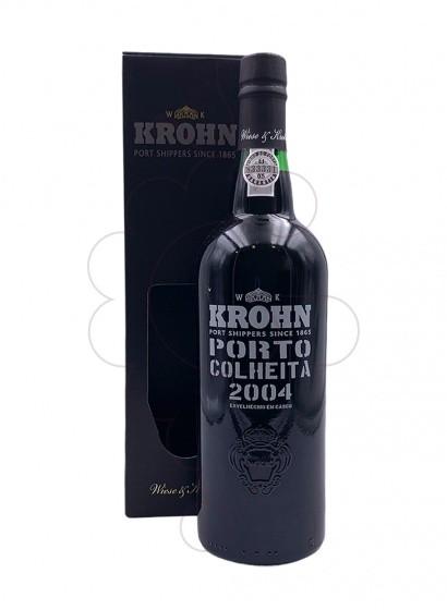 Photo Krohn Colheita fortified wine