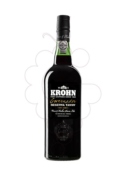 Photo Krohn Governador Reserva fortified wine