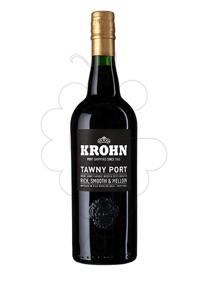 Photo Krohn Senador Tawny  fortified wine