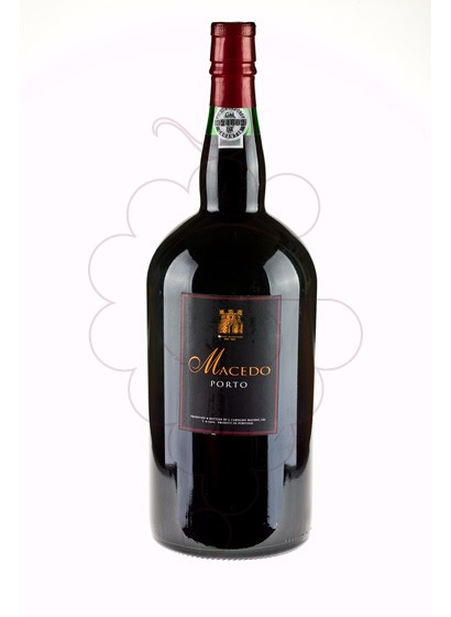 Photo Macedo Magnum fortified wine