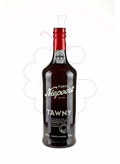 Photo Niepoort Tawny fortified wine