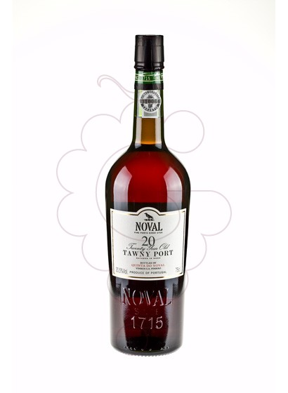 Photo Noval 20 Years fortified wine