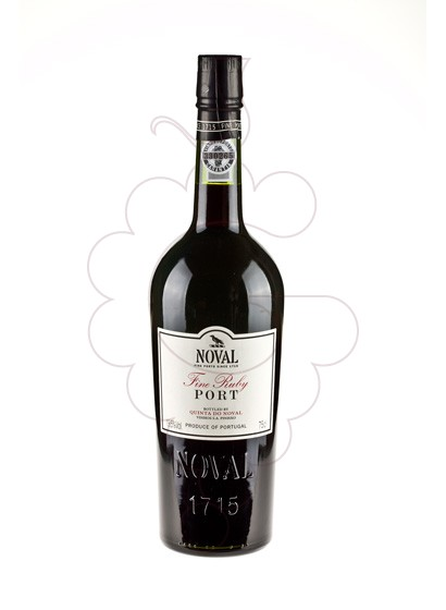 Photo Noval Fine Ruby fortified wine