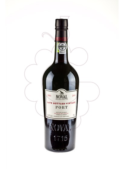 Photo Noval L.B.V. fortified wine