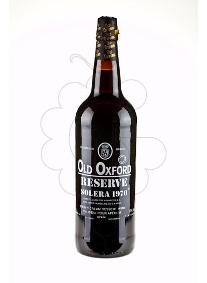 Photo Aperitif wine Old Oxford Reserva