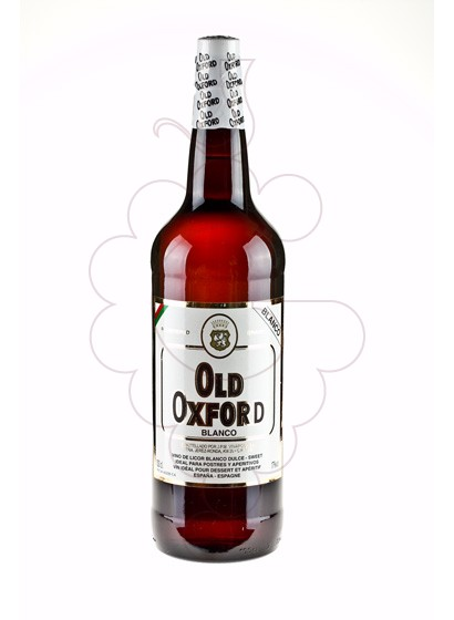 Photo Aperitif wine Old Oxford Blanco