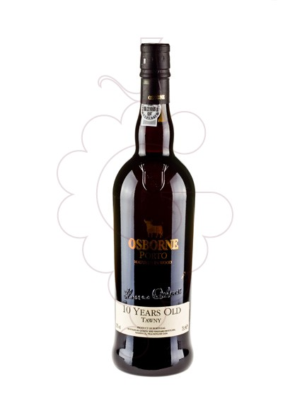 Photo Osborne 10 Years fortified wine