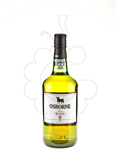 Photo White Osborne fortified wine