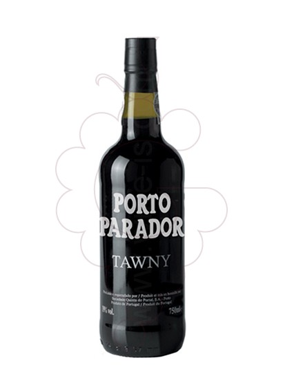 Photo Parador Tawny fortified wine