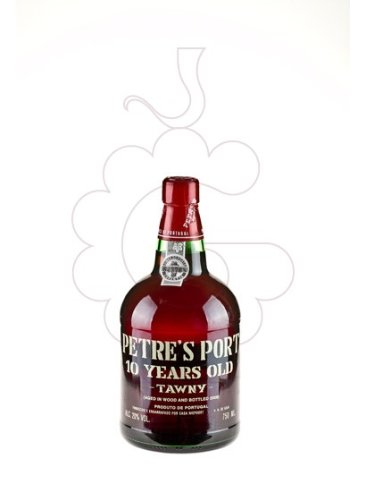 Photo Petre's 10 Years fortified wine