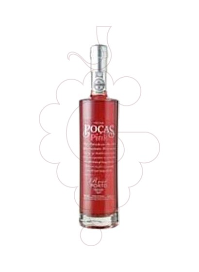 Photo Poças Pink fortified wine