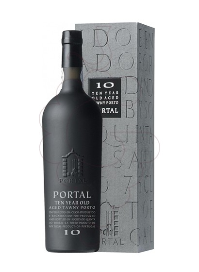 Photo Quinta do Portal 10 Years fortified wine