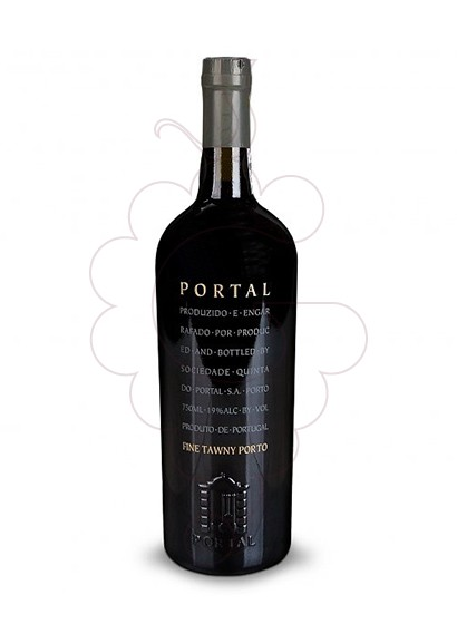 Photo Quinta do Portal Fine Tawny fortified wine
