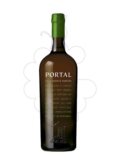Photo Quinta do Portal Fine White fortified wine