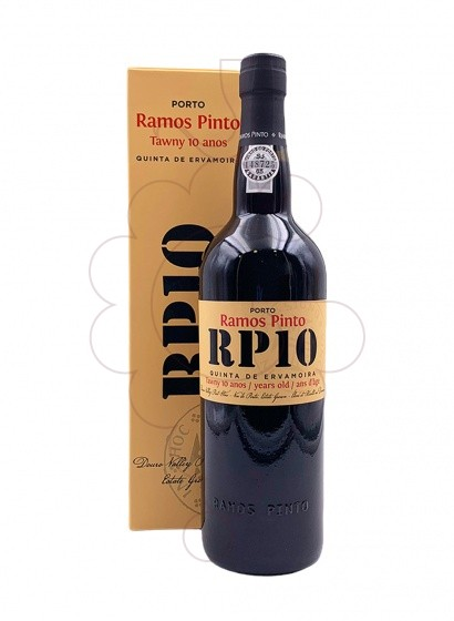 Photo Ramos Pinto Tawny 10 Years fortified wine