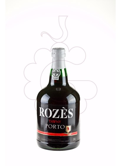 Photo Rozès Tawny fortified wine