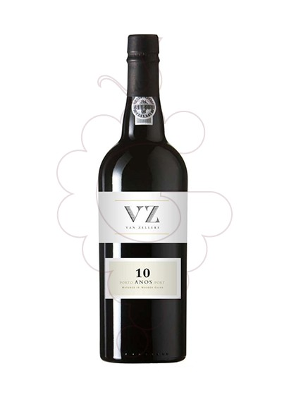 Photo Van Zellers 10 Years fortified wine