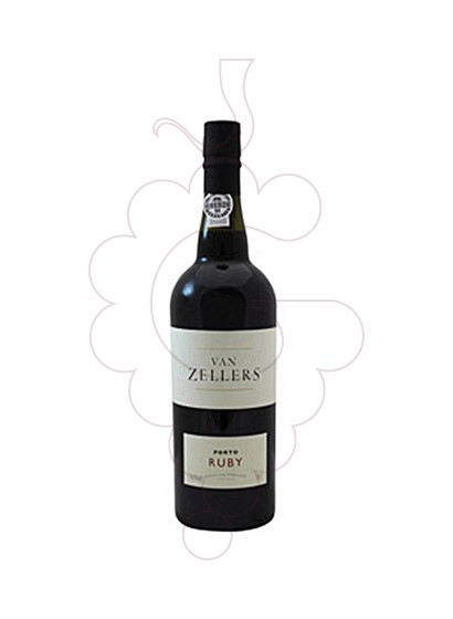 Photo Van Zellers Ruby  fortified wine