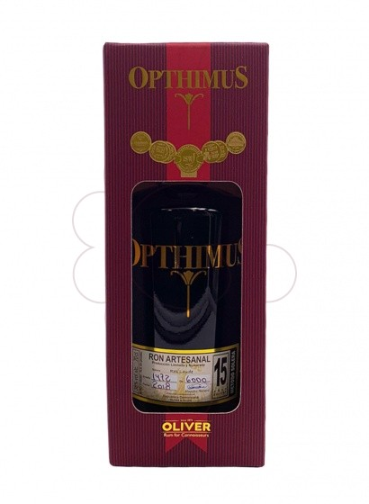 Photo Rum Opthimus 15 Years