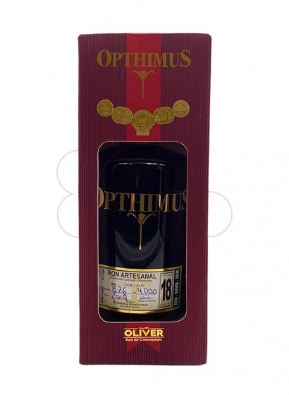 Photo Rum Opthimus 18 Years