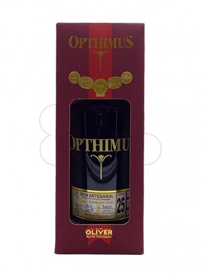 Photo Rum Opthimus 25 Years