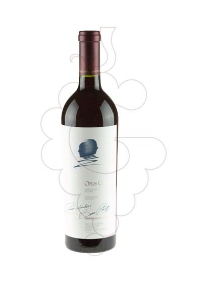 Photo Opus One red wine