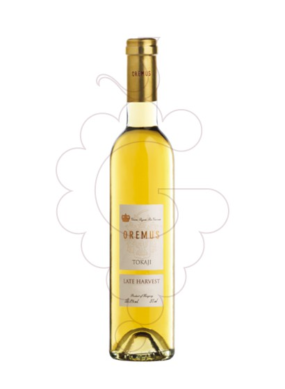 Photo Oremus Late Harvest fortified wine