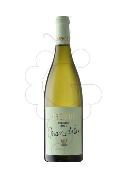 Photo Oremus Mandolas Tokaji Dry white wine
