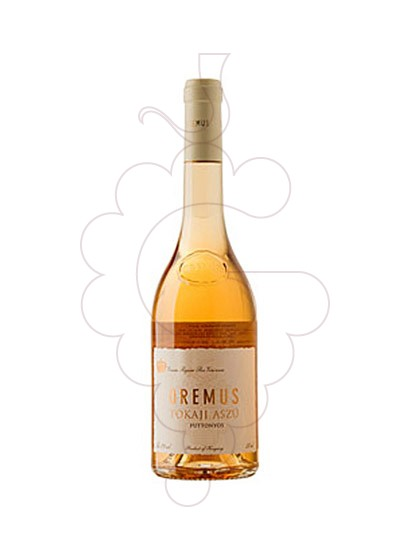 Photo Oremus (Tokaji Aszu) 3 Putto  fortified wine