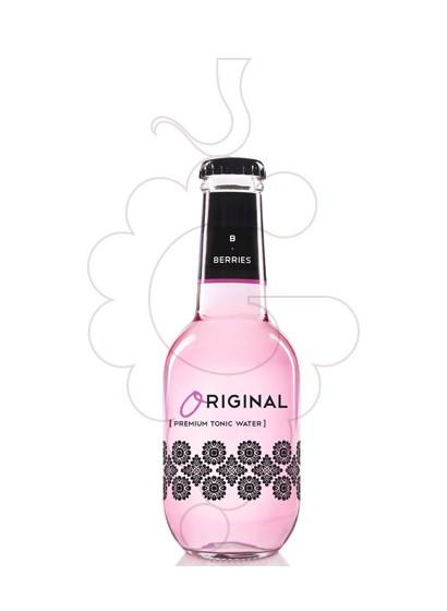 Photo Soft drinks Original Tonic Water Berries