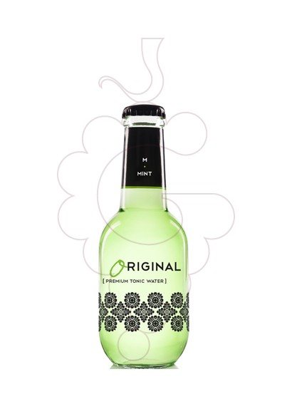 Photo Soft drinks Original Tonic Water Mint