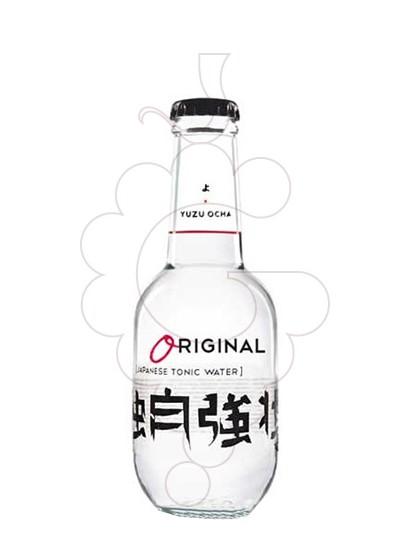 Photo Soft drinks Original Tonic Water Yuzu