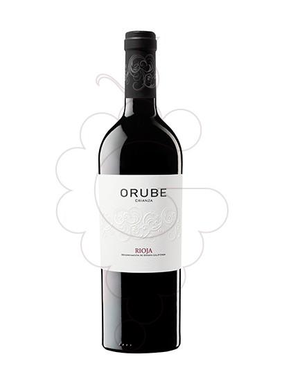 Photo Orube Crianza red wine